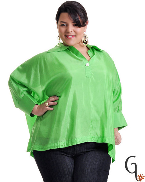 Puerto Rican Сatalog Plus Size Gly Spring Summer 2012