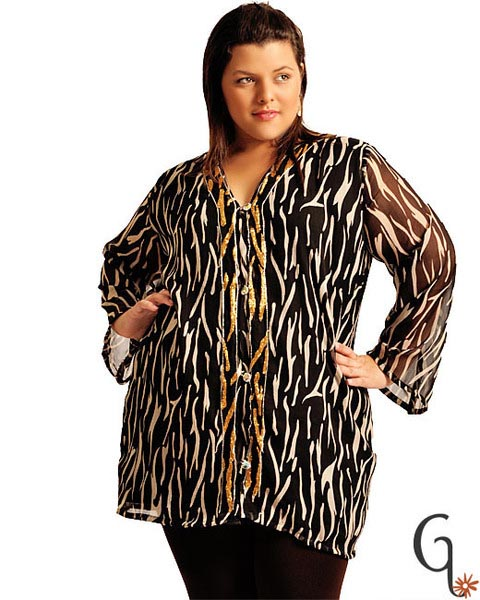 Puerto Rican Сatalog Plus Size GLY. Spring-Summer 2012