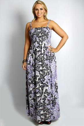 Yours Plus Size Sundresses, Spring-Summer 2012