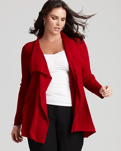 Eileen Fisher Plus Size Collection Spring Summer 2012