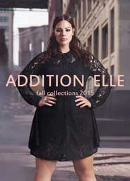 Canadian Plus Size Lookbook Addition Elle. Fall, 2015
