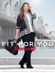 American Plus Size Lookbooks Avenue. Fall, 2015