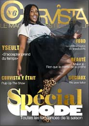 French Plus Size Magazine Curvista. Fall, 2015