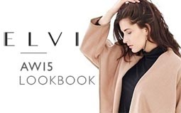British Plus Size Lookbooks ELVI. Fall-Winter, 2015-2016