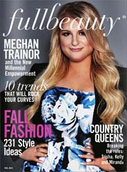 American Plus Size Magazine Fullbeauty. Fall, 2015