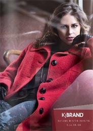 German Plus Size Catalog KjBRAND. Autumn-winter, 2015-2016