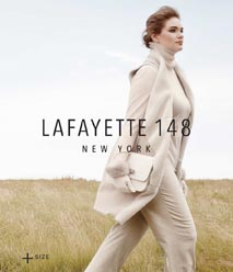 Plus Size Lookbook Lafayette 148 New York. Fall-Winter, 2015-2016