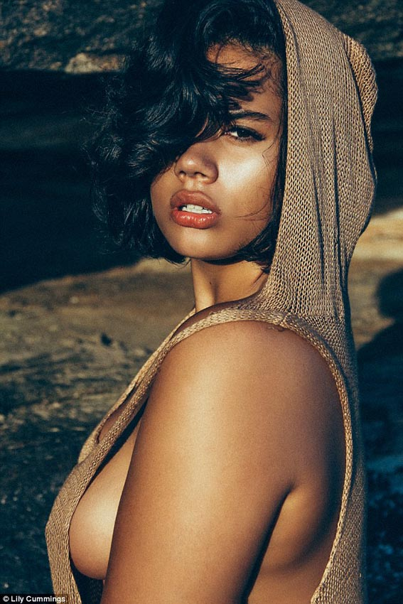 Plus Size Model Mahalia Handley Landed a Major UK Modelling Contract