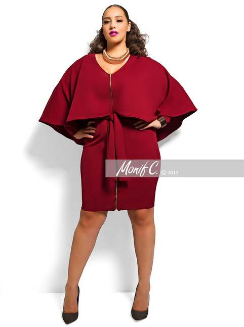 American Plus Size Collection Monif C. Fall, 2015