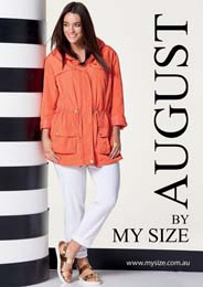 Australian Plus Size Lookbooks My Size. Summer, 2015