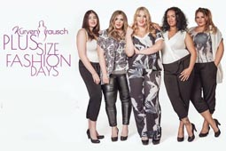Plus Size Fashion Days 2015 in Germany. Fall-Winter, 2015-2016