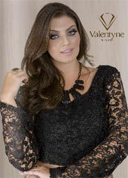 Brazilian Plus Size Catalog Valentyne. Fall-Winter, 2015