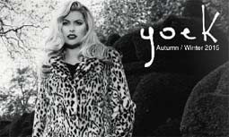 Netherland Plus Size Lookbooks Yoek. Fall-Winter, 2015-2016