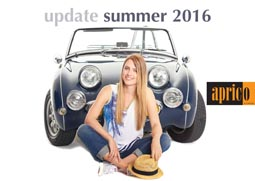 Plus size Catalog Aprico by German Brand Chalou, Summer 2016