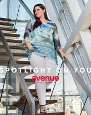 Plus Size Lookbooks by American Brand Avenue, Spring 2016