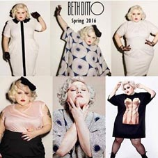 Why Beth Ditto Launched Her Own Clothing Line