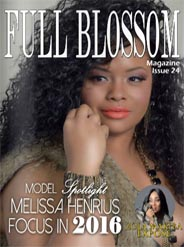 Plus Size Magazines Full Blossom, Spring 2016