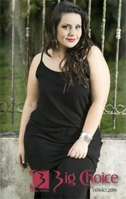 Plus Size Catalog by Brazilian Company Big Choice, Spring-Summer 2016