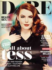 Canadian Plus Size Magazine Dare Spring, 2016