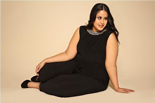Plus-size Derby Model Bishamber Das is Inspiration for Thousands of Girls Worldwide