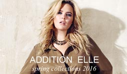 Plus Size Lookbook by Canadian brand Addition Elle Spring 2016