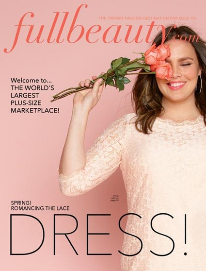 Plus Size Catalog by American Brand Fullbeauty, Spring 2016