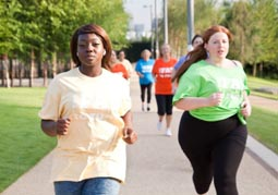 Plus-size Stratford fitness guru launches crowdfunding campaign to tackle obesity