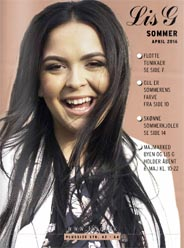 Plus Size Catalog by Danish Brand Lis G, Summer 2016 (Part 1)