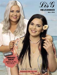 Plus Size Catalog by Danish Brand Lis G, Summer 2016 (Part 2)