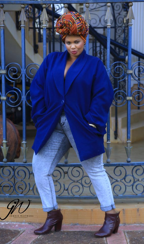 Neomi Ng'ang'a Launches Plus-size Fashion House