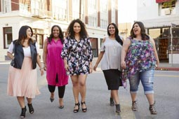 J.C. Penney creates its own plus-size women's fashion brand