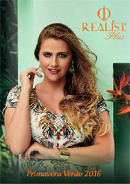 Plus Size Catalog by Brazilian Brand Realist, Spring-Summer 2016