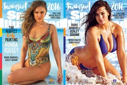 Plus-size Model Graces Cover of Sports Illustrated Swimsuit for the First Time