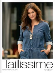 Plus size catalog taillissime by french brand la redoute spring summer 2016 - La redoute catalogues ...