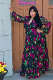 Plus Size Catalog by Canadian Brand Voluptuous, Summer 2016