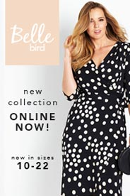 Plus Size Catalogs by Australian Brand Belle Bird, Fall-Winter 2016-17