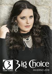 Plus Size Catalog by Brazilian Brand Big Choice, Fall-Winter 2016-17
