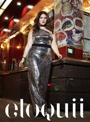 Plus Size Lookbooks by American Brand Eloquii, Fall-Winter 2016-2017