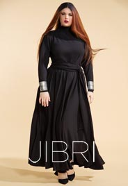 Plus Size Catalog by American Brand Jibri, Spring-Summer 2017