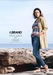 Plus Size Catalogue by German Brand KJBrand, Spring-Summer 2017