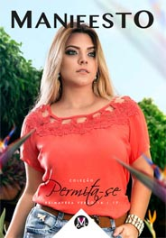 Plus Size Catalog by Brazilian Brand Manifesto, Spring-Summer 2017