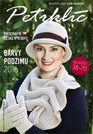 Plus Size Catalog be Czech Brand Petrklíč, Fall-Winter 2016-2017