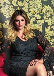 Plus Size Catalogues by Brazilian Brand Realist Plus, Fall-Winter 2016-17