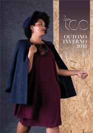 Plus Size Catalogue by Portuguese Brand TCO, Fall-Winter 2016-2017