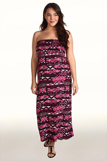 Christin Michaels Plus Size Collection, Summer 2012
