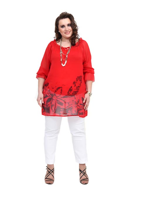 French Catalog Plus Size Jean Marc Philippe. Spring-summer 2012