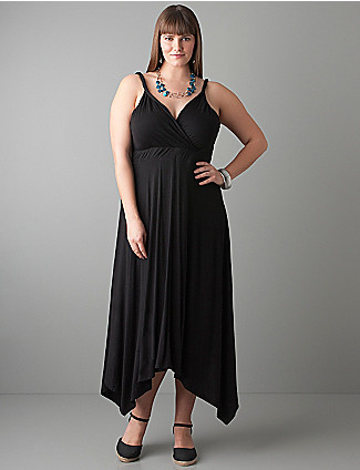 Lane Bryant Plus Size Dresses, Summer 2012