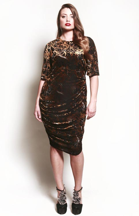 Plus Size Collection Queen Grace. Autumn 2012