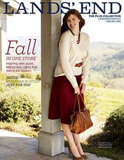 Lands End Plus Size Catalog. Fall 2012 (Part 2
