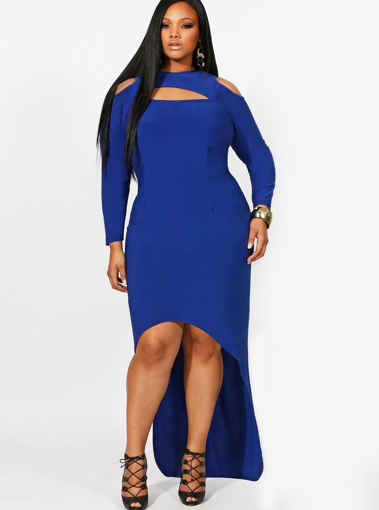 plus size dresses retro